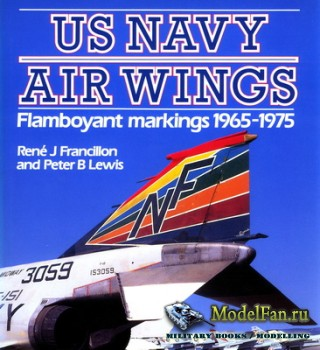 Osprey - Colour Series - US Navy Air Wings: Flamboyant Markings 1965-1975