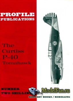 Profile Publications - Aircraft Profile №35 - The Curtiss P-40 Tomahawk