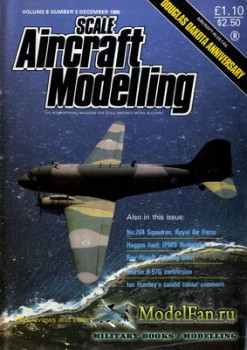 Scale Aircraft Modelling Vol.8 №3 (December 1985)