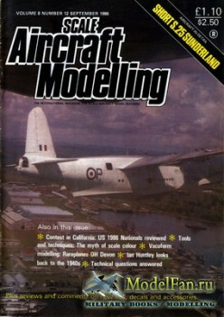 Scale Aircraft Modelling Vol.8 №12 (September 1986)