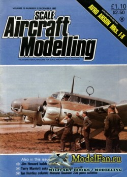 Scale Aircraft Modelling Vol.10 №3 (December 1987)