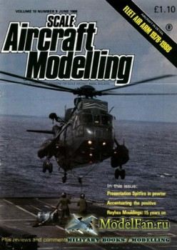 Scale Aircraft Modelling Vol.10 №9 (June 1988)