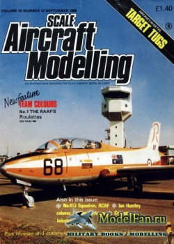 Scale Aircraft Modelling Vol.10 №12 (September 1988)