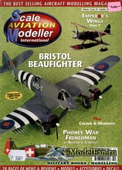 Scale Aviation Modeller International (October 1997) Vol.3 №10