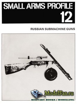Small Arms Profile 12 - Russian Submachine Guns