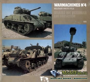 Verlinden - Warmachines №4 - Israeli M4 Sherman and Derivatives