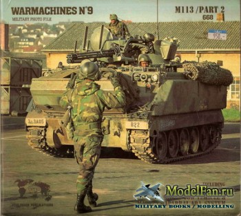Verlinden - Warmachines №9 - M113 (Part 2)