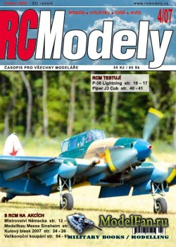 RC Modely 4/2007