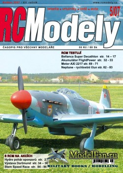 RC Modely 5/2007