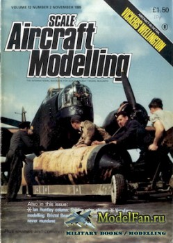 Scale Aircraft Modelling Vol.12 №2 (November 1989)