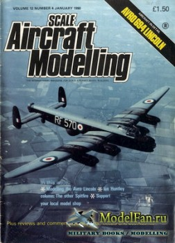 Scale Aircraft Modelling Vol.12 №4 (January 1990)