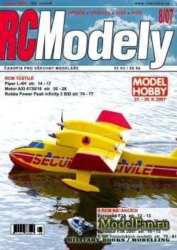RC Modely 8/2007