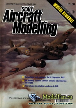 Scale Aircraft Modelling (August 1992) Vol.14 №11