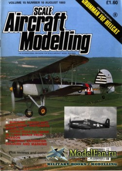 Scale Aircraft Modelling (August 1993) Vol.15 №10