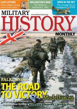 Military History Monthly (April 2012)