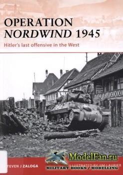 Osprey - Campaign 223 - Operation Nordwind 1945: Hitler's Last Offensive i ...