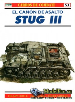 Osprey - Carros de Combate 53 - El Canon de Asalto Stug III