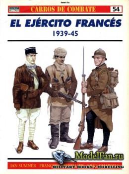 Osprey - Carros de Combate 54 - El Ejercito Frances 1939-1945