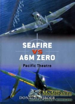 Osprey - Duel 16 - Seafire vs A6M Zero: Pacific Theatre