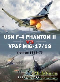 Osprey - Duel 23 - USN F-4 Phantom II vs VPAF MiG-17/19: Vietnam 1965-73