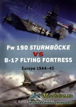 Osprey - Duel 24 - Fw 190 Sturmbocke vs B-17 Flying Fortress: Europe 1944-4 ...