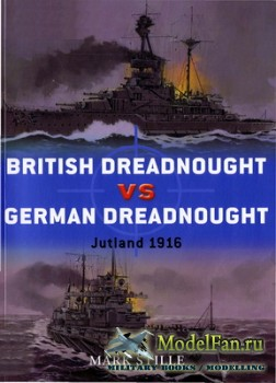 Osprey - Duel 31 - British Dreadnought vs German Dreadnought: Jutland 1916