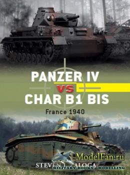 Osprey - Duel 33 - Panzer IV vs Char B1 Bis: France 1940