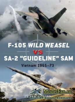 Osprey - Duel 35 - F-105 Wild Weasel vs SA-2