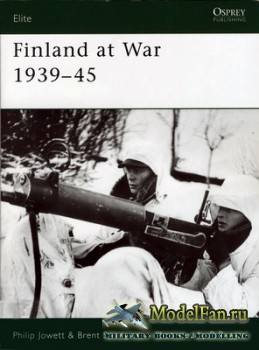 Osprey - Elite Series 141 - Finland at War 1939-45