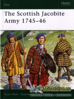 Osprey - Elite 149 - The Scottish Jacobite Army 1745-46