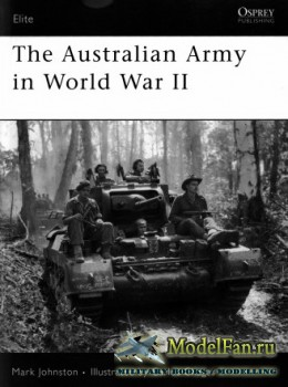 Osprey - Elite 153 - The Australian Army in World War II