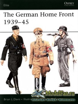 Osprey - Elite Series 157 - The German Home Front 1939-45