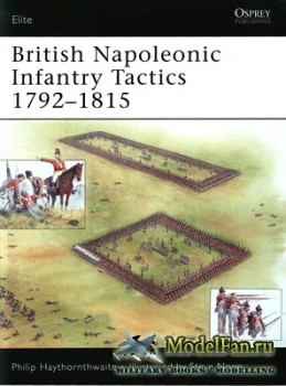 Osprey - Elite Series 164 - British Napoleonic Infantry Tactics 1792-1815