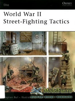 Osprey - Elite Series 168 - World War II Street-Fighting Tactics