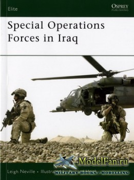 Osprey - Elite Series 170 - Special Operations Forces in Iraq