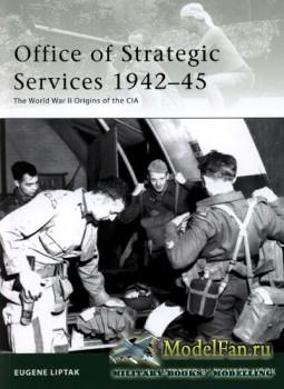 Osprey - Elite 173 - Office of Strategic Services 1942-45. The World War II ...