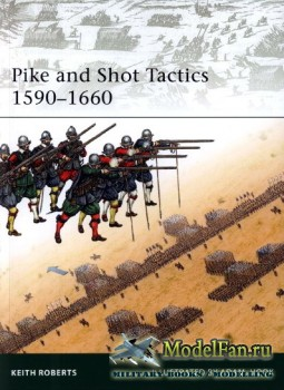Osprey - Elite 179 - Pike and Shot Tactics 1590-1660