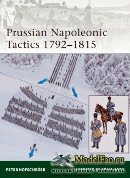 Osprey - Elite Series 182 - Prussian Napoleonic Tactics 1792–1815