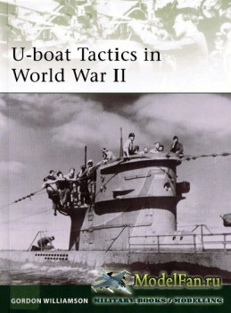 Osprey - Elite Series 183 - U-boat Tactics in World War II