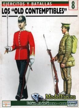 Osprey - del Prado - Ejercitos y Batallas 8 - Tropas de Elite 5 - Los