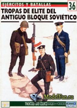 Osprey - del Prado - Ejercitos y Batallas 36 - Tropas de Elite 19 - Tropas  ...