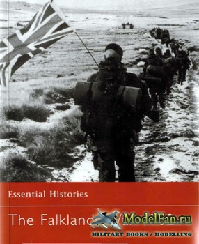Osprey - Essential Histories 15 - The Falklands War 1982