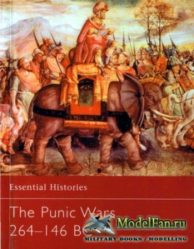 Osprey - Essential Histories 16 - The Punic Wars 264-146 BC