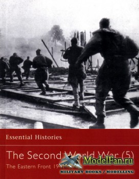 Osprey - Essential Histories 24 - The First World War (5). The Eastern Fron ...