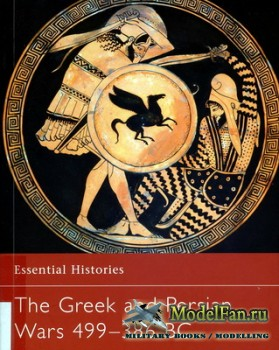 Osprey - Essential Histories 36 - The Greek and Persian Wars 499-386 BC