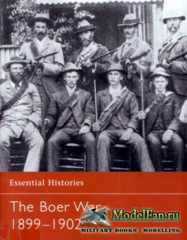 Osprey - Essential Histories 52 - The Boer War 1899-1902