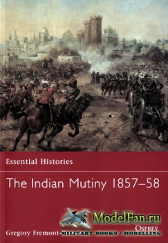 Osprey - Essential Histories 68 - The Indian Mutiny 1857-1858