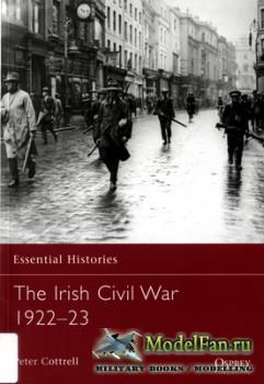 Osprey - Essential Histories 70 - The Irish Civil War 1922-23