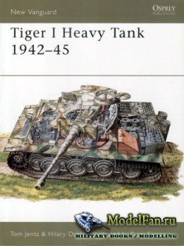 Osprey - New Vanguard 5 - Tiger I Heavy Tank 1942-45
