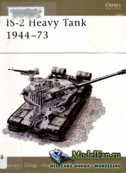 Osprey - New Vanguard 7 - Is-2 Heavy Tank 1944-73